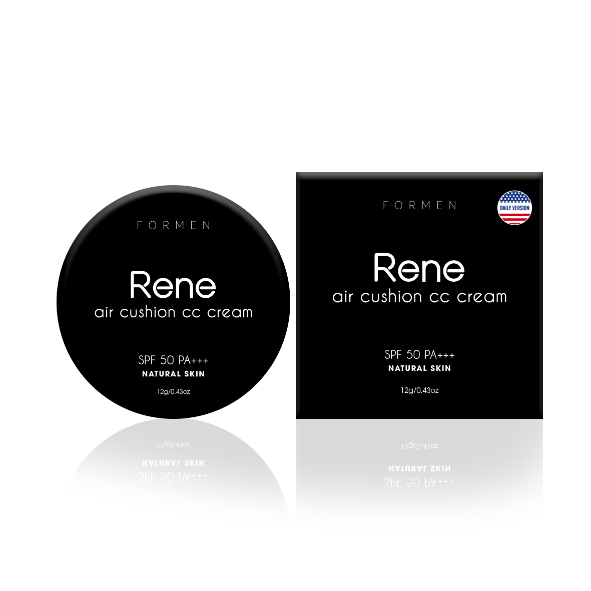 phan nuoc rene air cushion